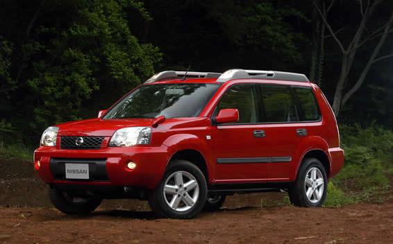 Nissan X-Trail X AT 2.0 (2004)