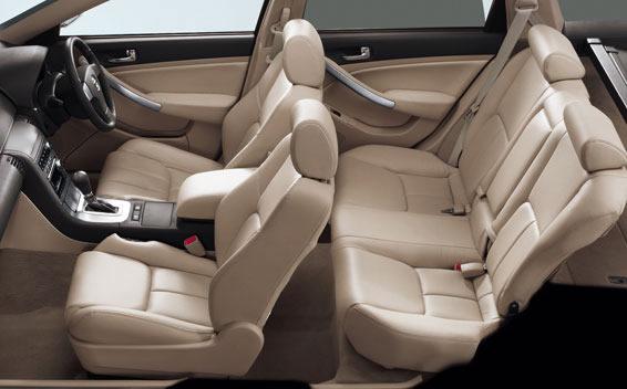 Nissan Stagea 5