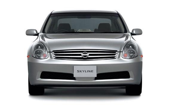 Nissan Skyline 350GT PREMIUM MT 3.5 (2005)