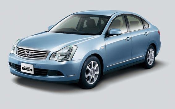 Nissan Bluebird Sylphy 20G CVT 2.0 (2005)