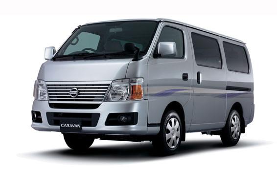 Nissan Caravan Coach 1