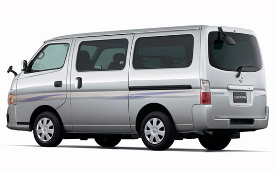Nissan Caravan Coach 2