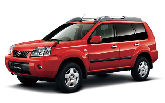 Nissan X-Trail SCRATCH GUARD COAT EDITION 4WD AT 2.0 (2006)