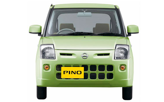 Nissan Pino 1