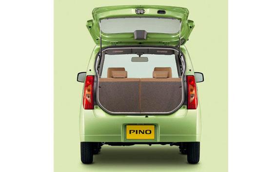 Nissan Pino 3