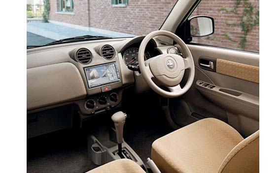 Nissan Pino 5