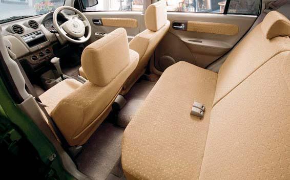 Nissan Pino 6
