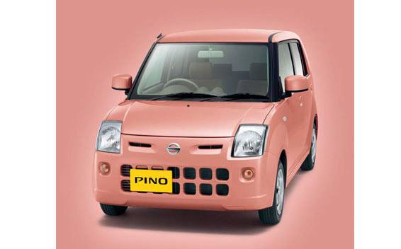 Nissan Pino 8