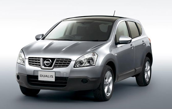 Nissan Dualis 20G FOUR 4WD CVT 2.0 (2007)