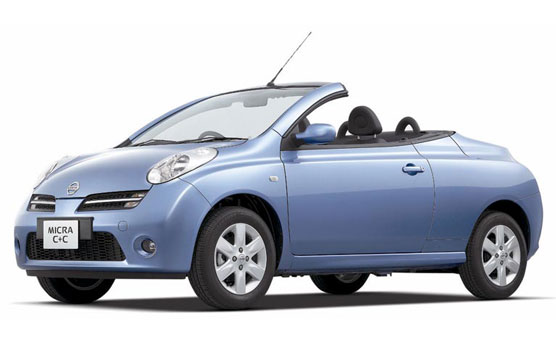 Nissan Micrac C+C
