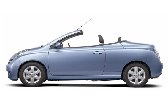 Nissan Micrac C+C 2