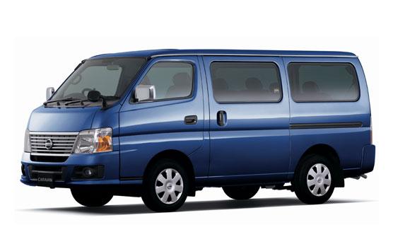 Nissan Caraban Silkroad 1