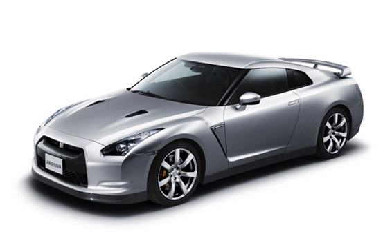 Nissan Nissan GT-R GT-R Black edition 4WD AT 3.8 (2007)