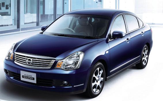 Nissan Bluebird Sylphy 8