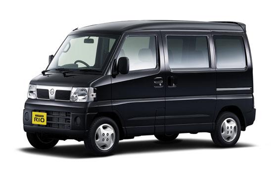 Nissan Clipper Rio 1
