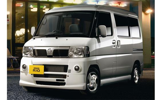 Nissan Clipper Rio 4