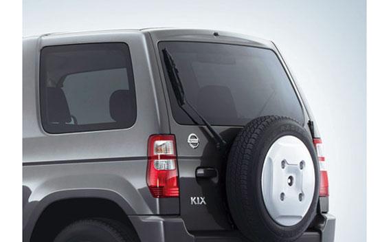 Nissan KIX 8
