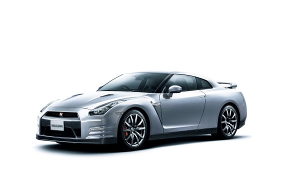 Nissan Nissan GT-R GT R PURE EDITION 4WD AT 3.8 (2010)