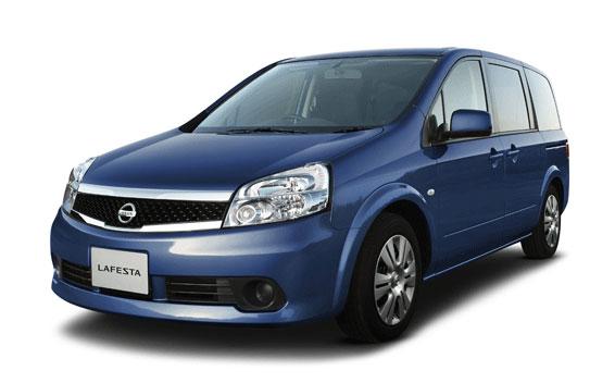Nissan Lafesta 1