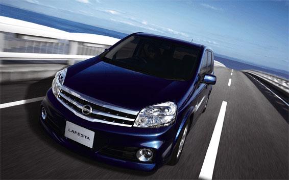 Nissan Lafesta 3