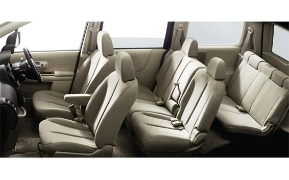 Nissan Lafesta 7
