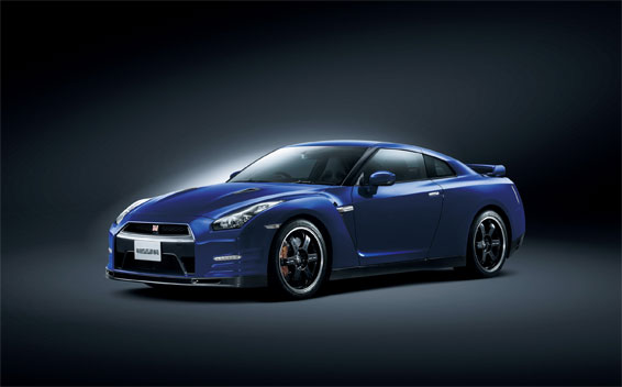 Nissan Nissan GT-R GT R PURE EDITION 4WD AT 3.8 (2011)