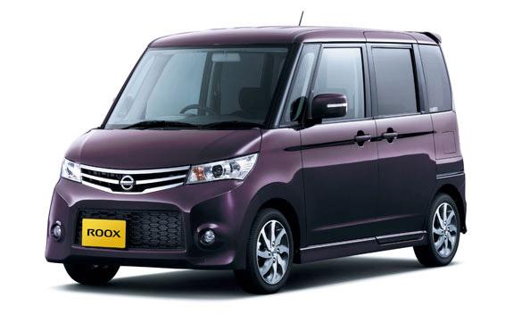 Nissan ROOX 1