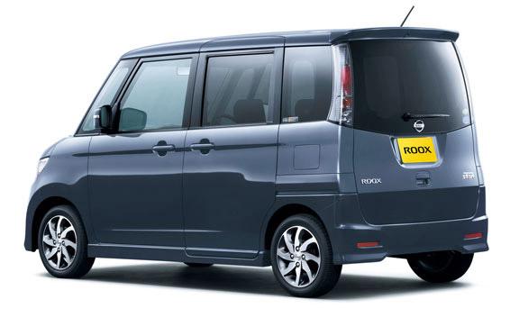Nissan ROOX 2