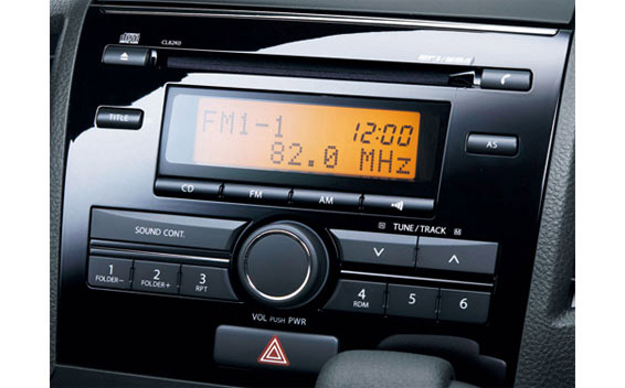 Nissan ROOX 7