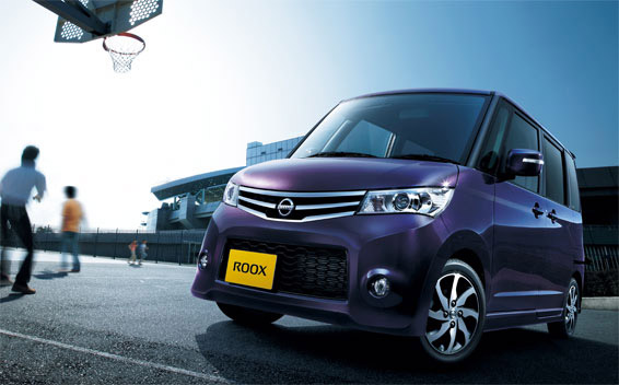 Nissan ROOX 10