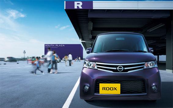 Nissan ROOX 12