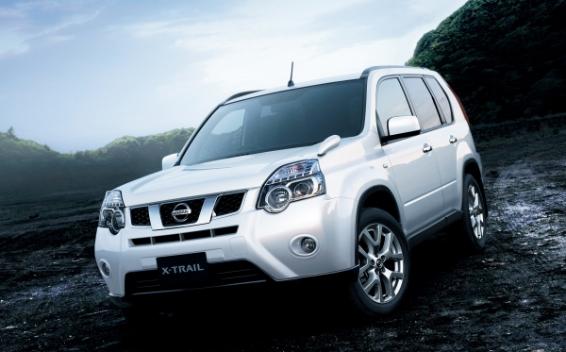 Nissan X-Trail 25X 4WD CVT 2.5 (2012)