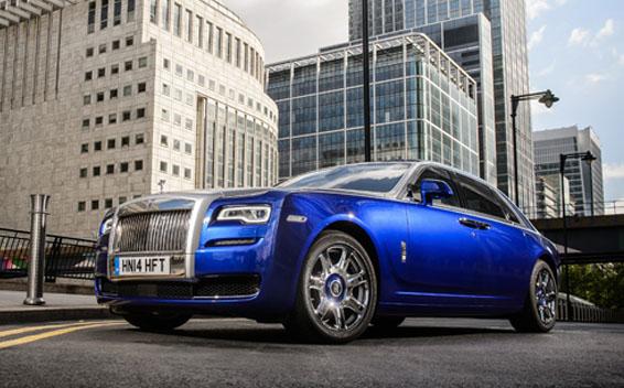 Rolls-Royce GHOST 1