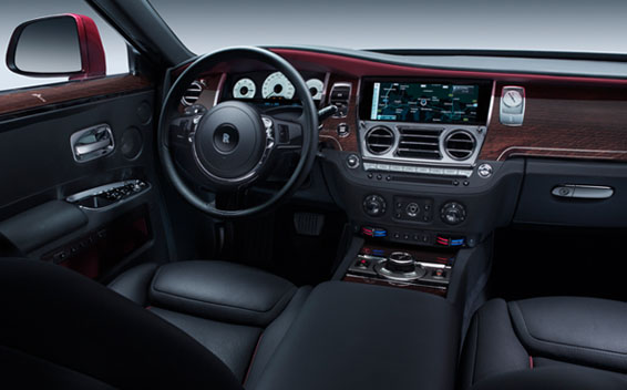 Rolls-Royce GHOST 4