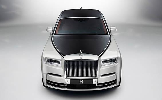 Rolls-Royce Phantom 3
