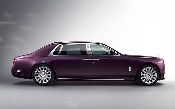 Rolls-Royce Phantom 10