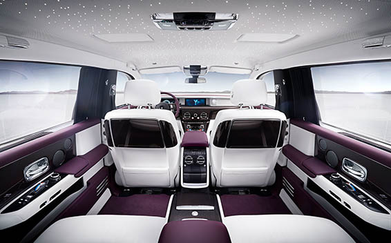 Rolls-Royce Phantom 13