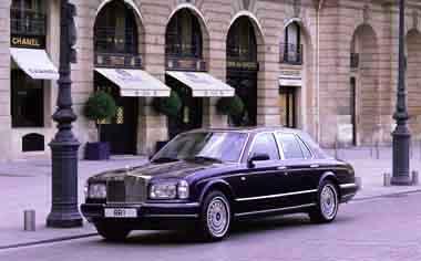 Rolls-Royce Rolls-Royce Lineup