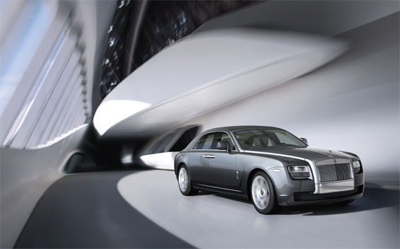 Rolls-Royce GHOST GHOST LHD AT 6.6 (2010)