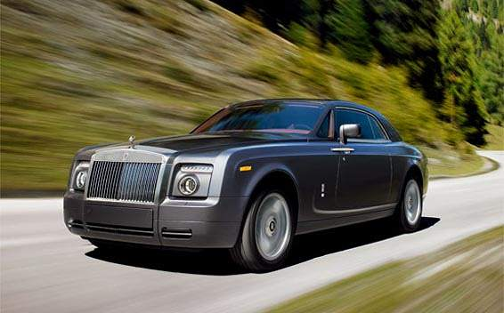Rolls-Royce Phantom Coupe 1