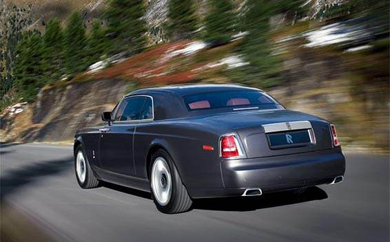 Rolls-Royce Phantom Coupe 2
