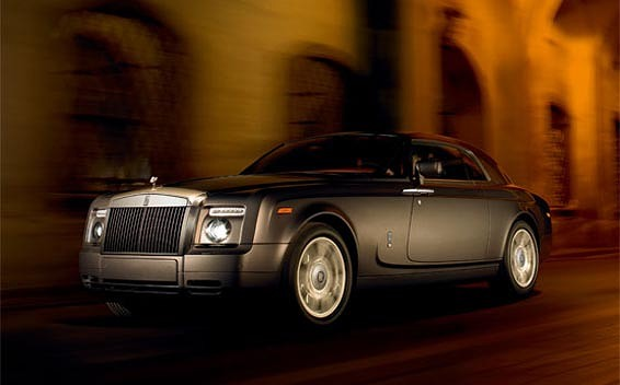 Rolls-Royce Phantom Coupe 6