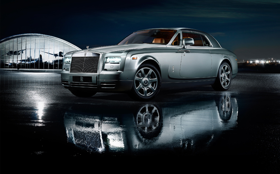 Rolls-Royce Phantom Coupe 16