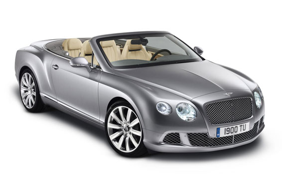 Bentley Continental GTC CONTINENTAL GTC SPEED LHD 4WD AT 6.0 (2014)
