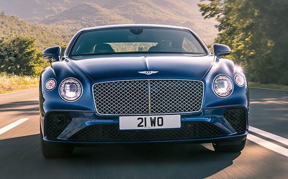 Bentley Continental GT 4