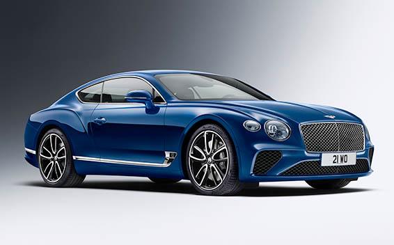 Bentley Continental GT 7
