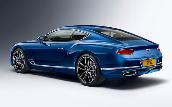 Bentley Continental GT 8