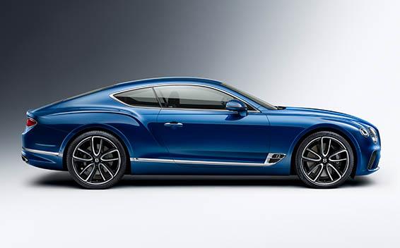 Bentley Continental GT 9
