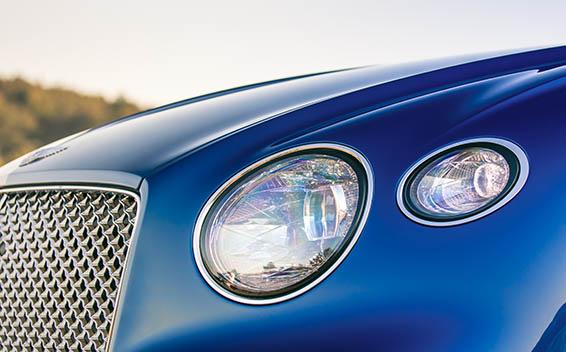 Bentley Continental GT 10