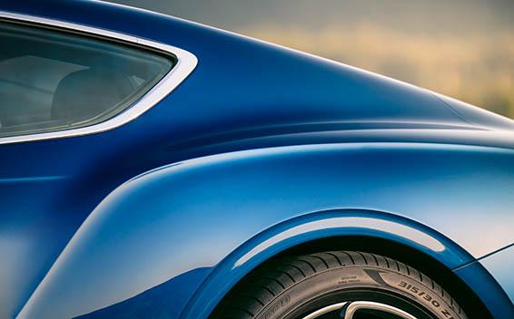 Bentley Continental GT 12